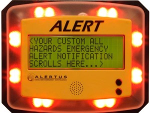 alert beacon device